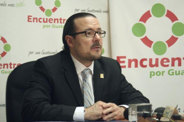 Diputado Luis Pedro Álvarez