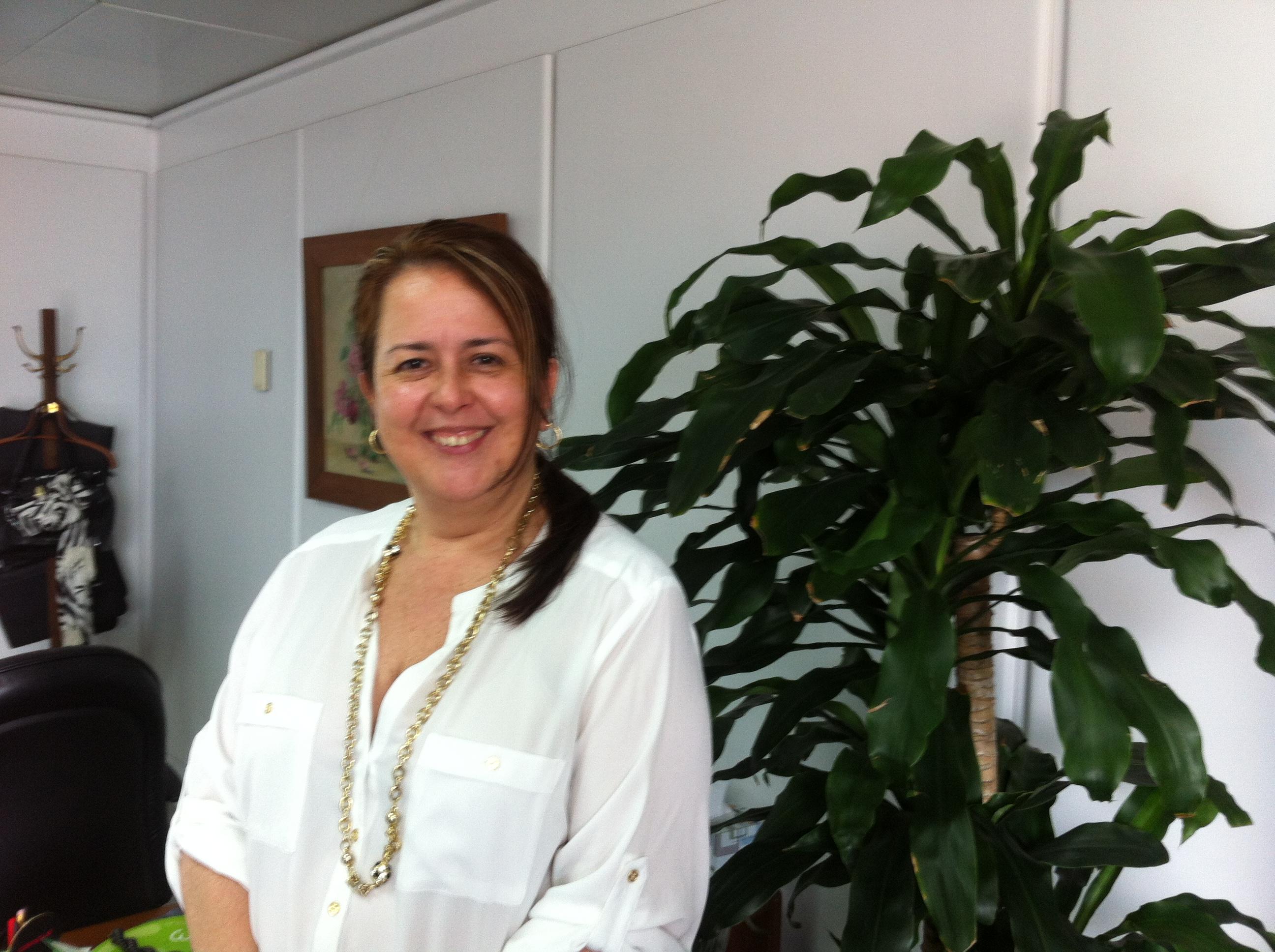 Adriana Palau, directora de Planeación Institucional de EPM