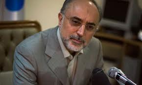 El ministro de Relaciones Exteriores de Irán, Ali Akhbar Salehi   Crédito: guardian.co.uk