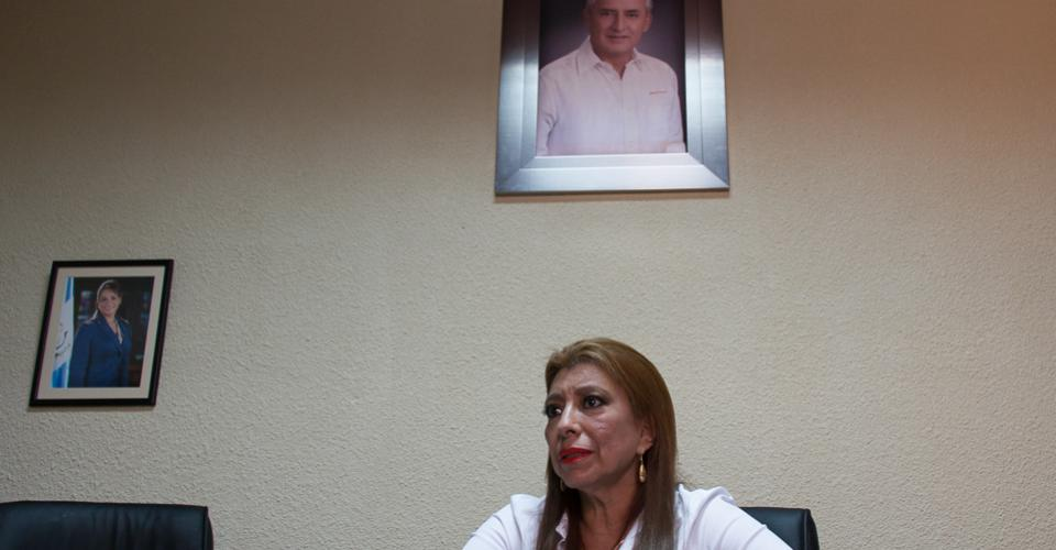 """Anabella de León: """"Niego totalmente estar vinculada con las personas que están siendo procesadas"""""""