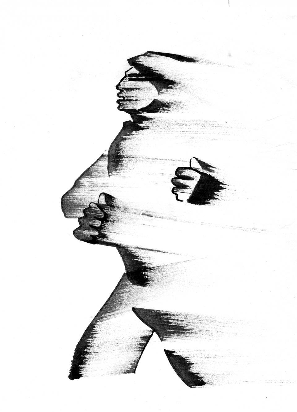 Obra de Luis Alfredo Arango.