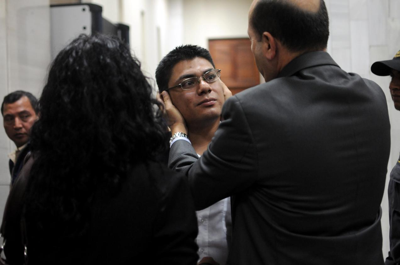 Ricardo Arturo García López fue condenado por haber ocasionado lesiones graves a Pablo Antonio Pablo, por lo cual fue sentenciado a cinco años de prisión conmutable.