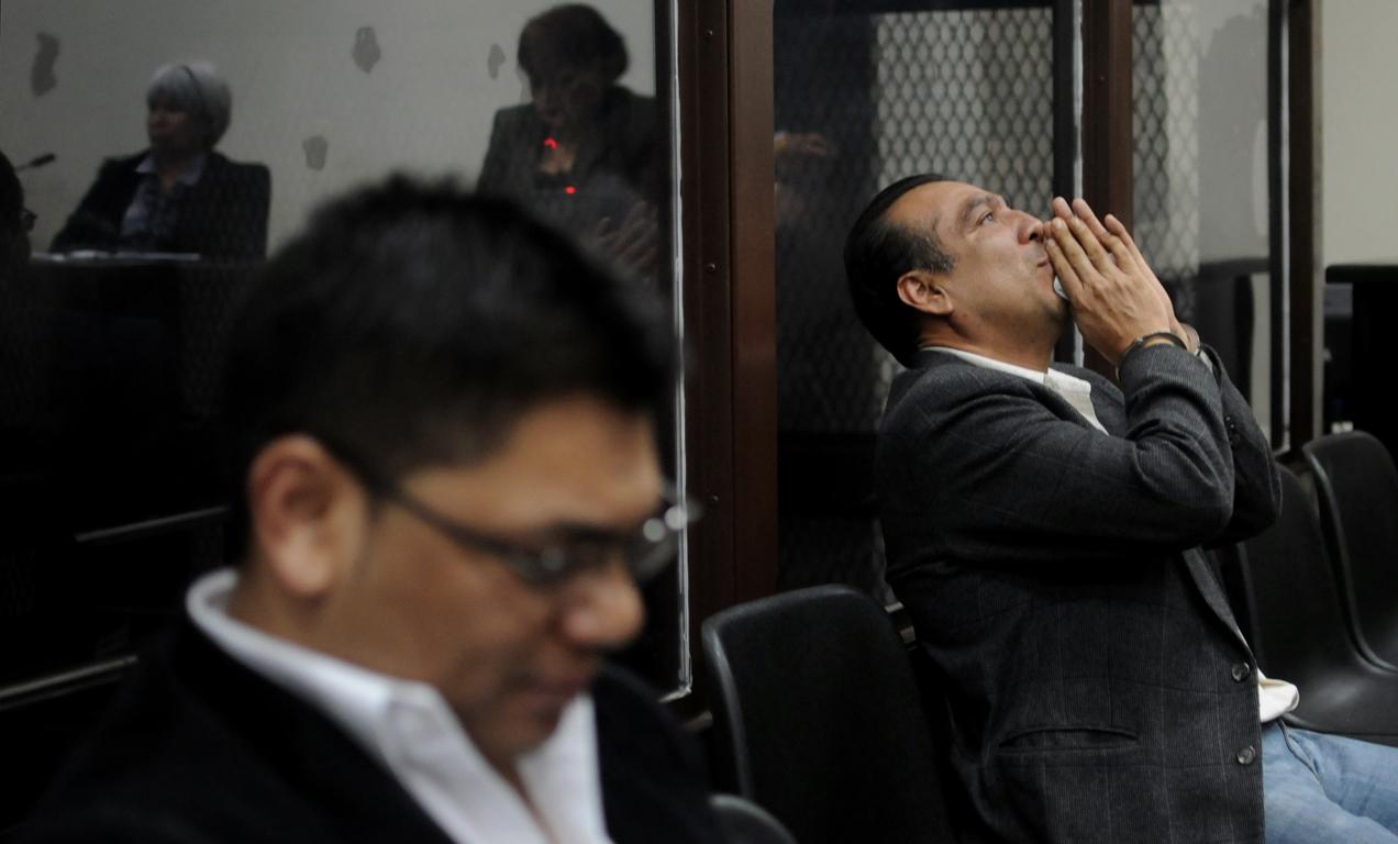 Óscar Ortiz Solares fue absuelto de todos los cargos que el Ministerio Público le imputó.