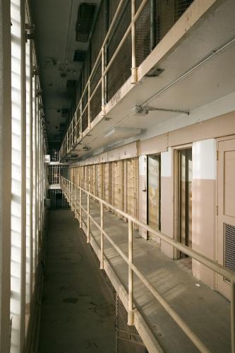 Unidad 4 de la prisión estatal de Nuevo México, Estados Unidos  Crédito: Shelka04 en en.wikipedia - CC BY-SA 3.0