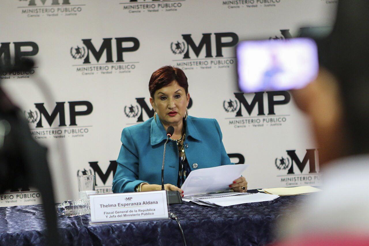 Comunicación MP