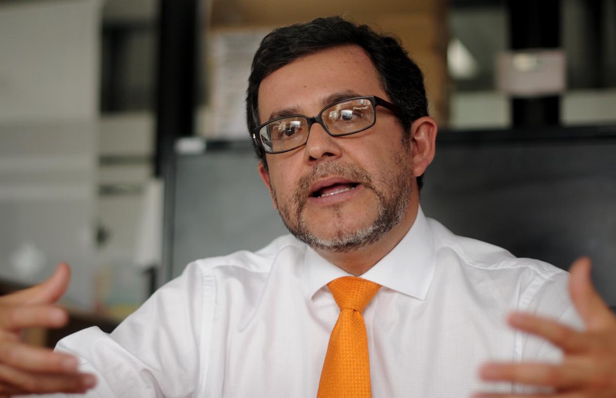 Para Ciurlizza la justicia en Guatemala está pagando un costo a causa del desfase temporal con este tema ha llegado a los tribunales.