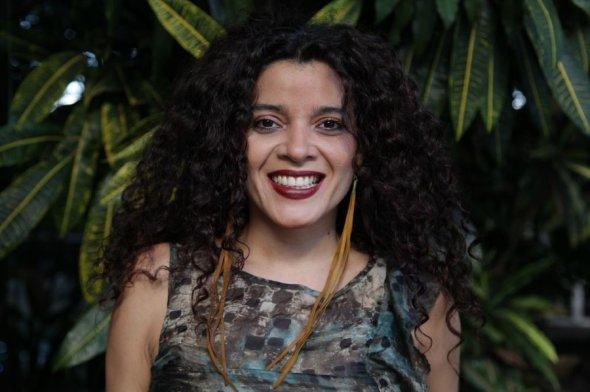 Ana Velázquez, propietaria de Kuero. Diana Ulloa/Confidencial.