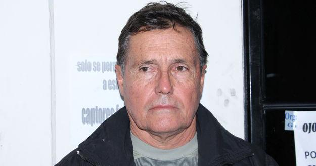 El peruano Alberto Rotondo, jefe de seguridad de la Minera San Rafael, fue detenido en el aeropuerto cuando se disponía a dejar el país.