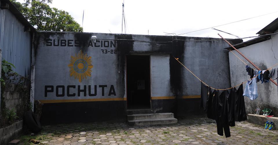 A la sub estación de la Policía Nacional Civil (PNC) de San Miguel Pochuta llegarán otros elementos para reforzar la seguridad el próximo domingo 6 de septiembre por la conflictividad que hay en el municipio.