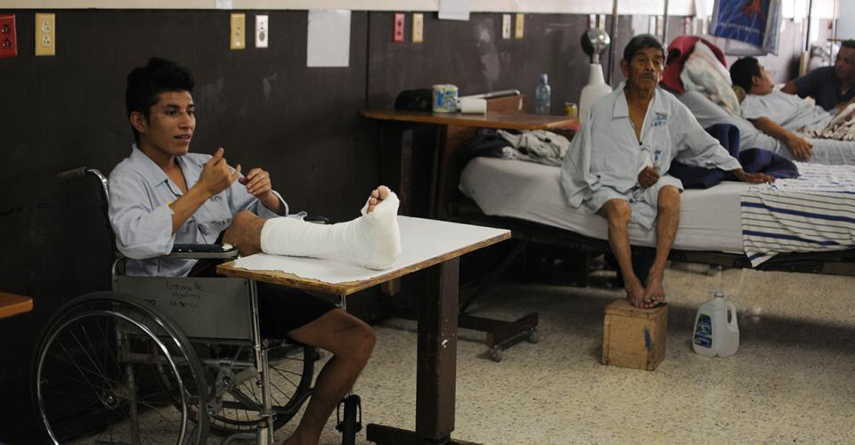 Por falta de insumos la consulta externa ha sido cerrada en el Hospital General.