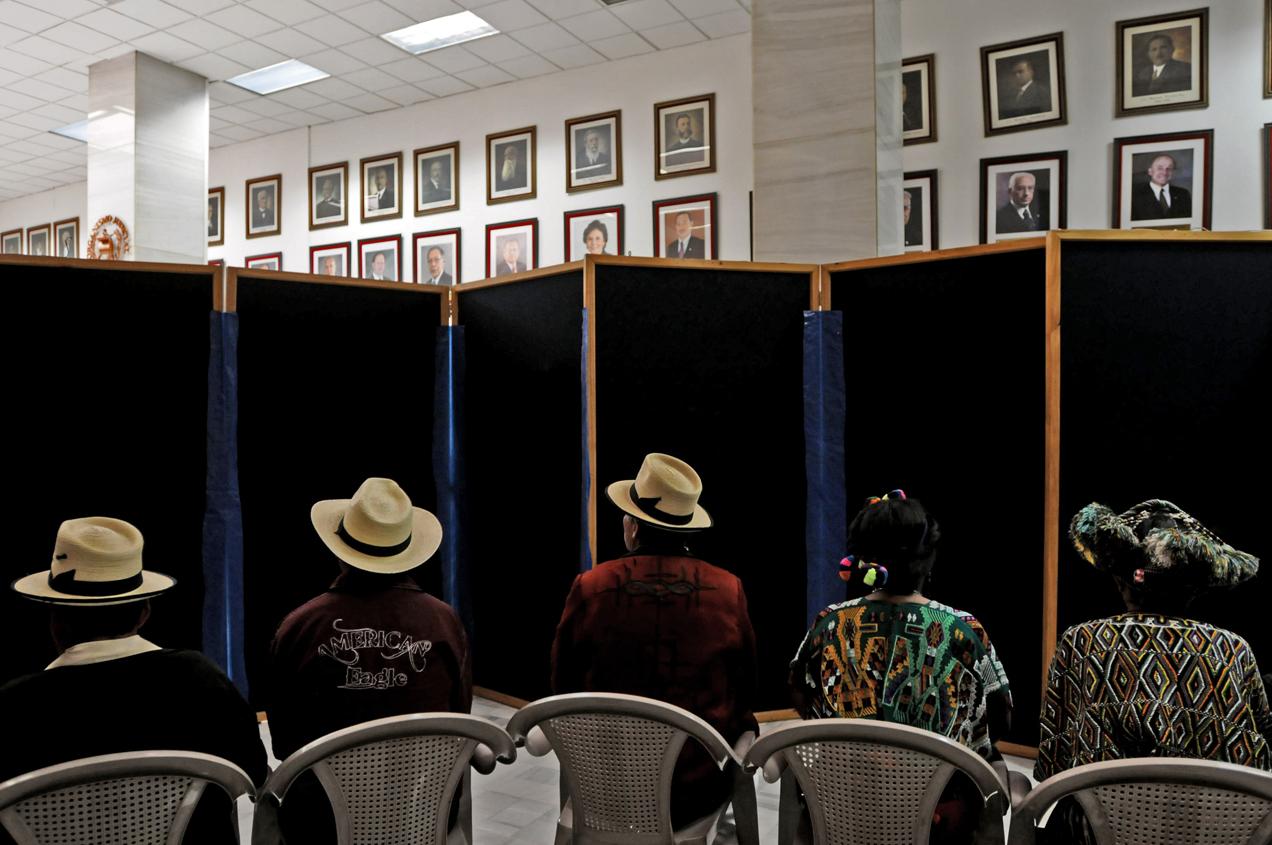 Los testigos frente a los jueces.