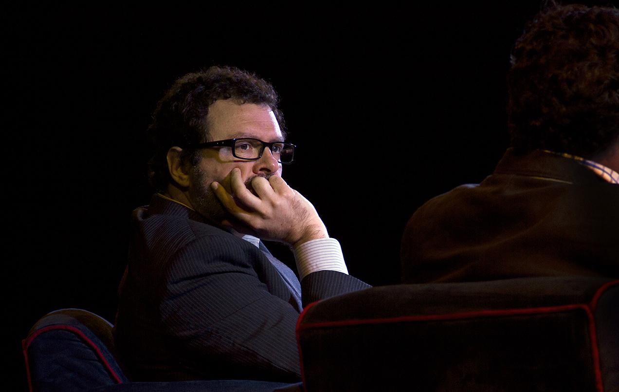 Diego Fonseca, periodista, escritor y editor argentina.