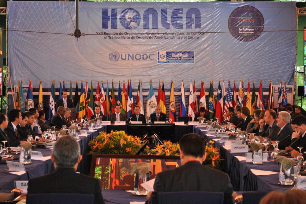 Reunión XXII de la HONLEA