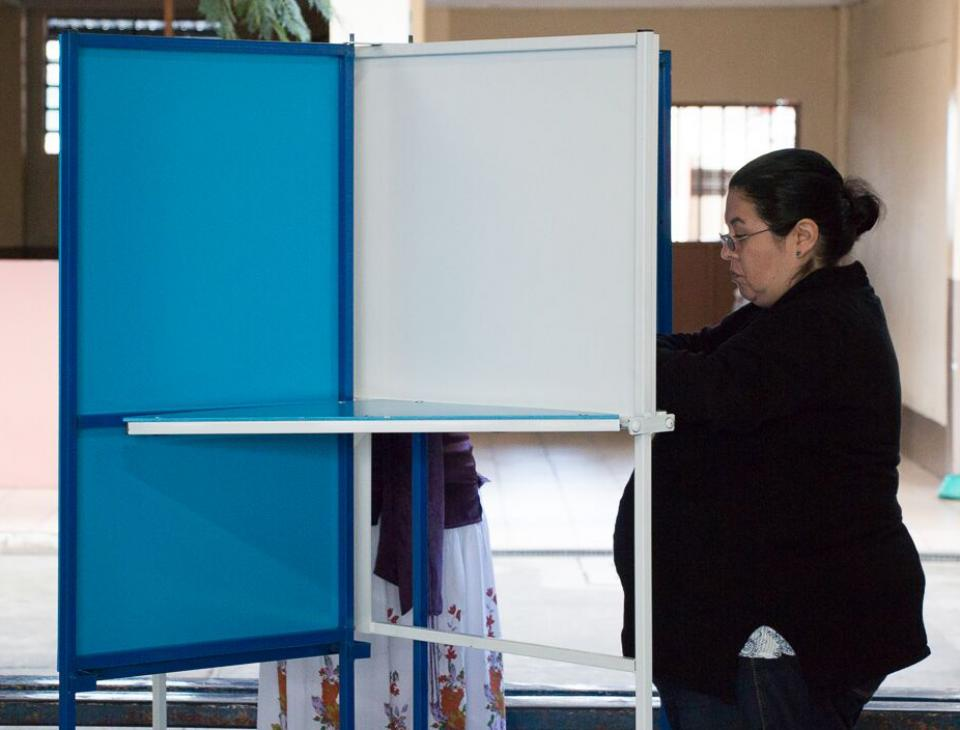 Más de 7,5 millones de guatemaltecos estaban llamados a las urnas el pasado domingo para las elecciones generales. [Gerardo Del Valle]
