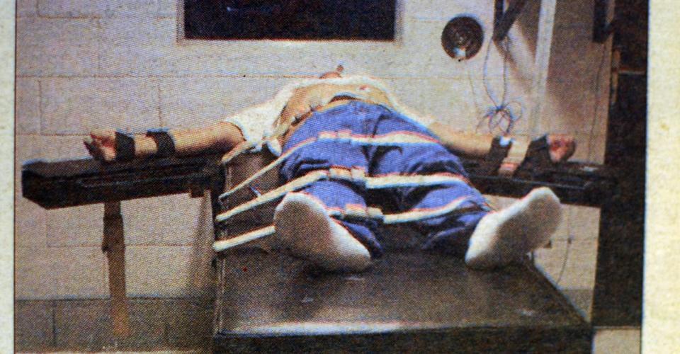 Tomás Cerrate fue ejecutado a las 7:20 con la inyección letal el 30 de junio del 2000.