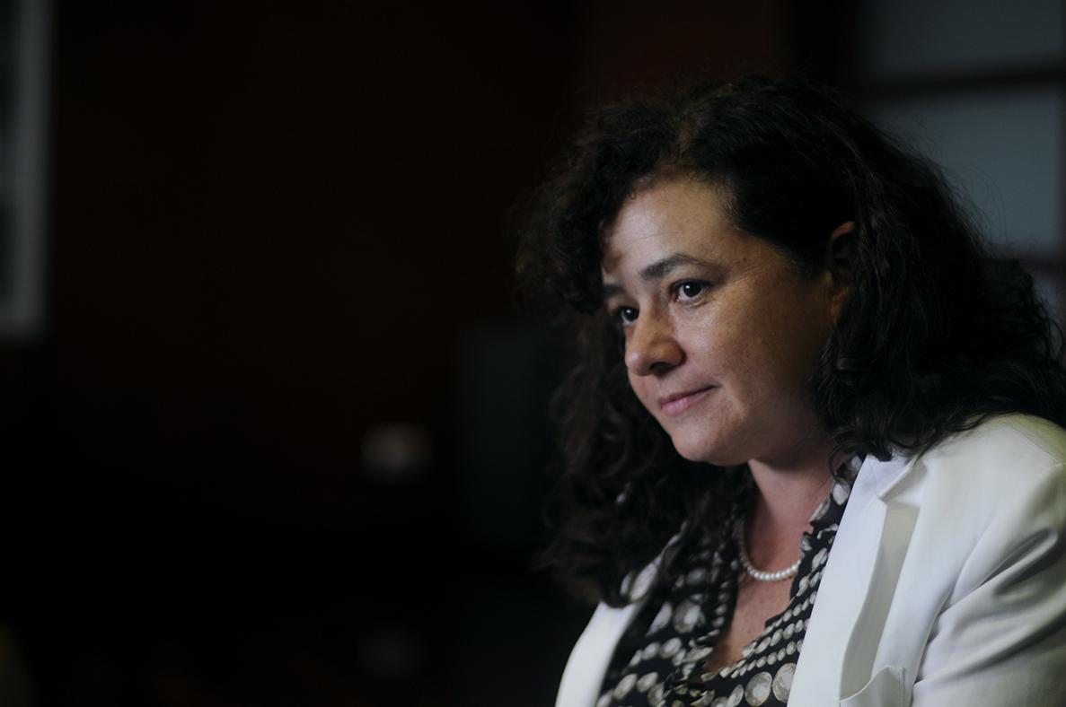 """Arístides Crespo dijo que """"no hay nada seguro"""" en el voto de los congresistas para iniciar el proceso de selección del próximo jefe del Ministerio Público. Si convocan la reelección, Claudia Paz y Paz tendría que dejar el cargo en mayo."""
