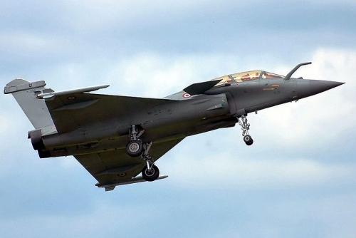 Francia quiere vender a India 126 aviones caza Dassault Rafale en una operación estimada en más de 13.400 millones de dólares  Crédito: Dominio público