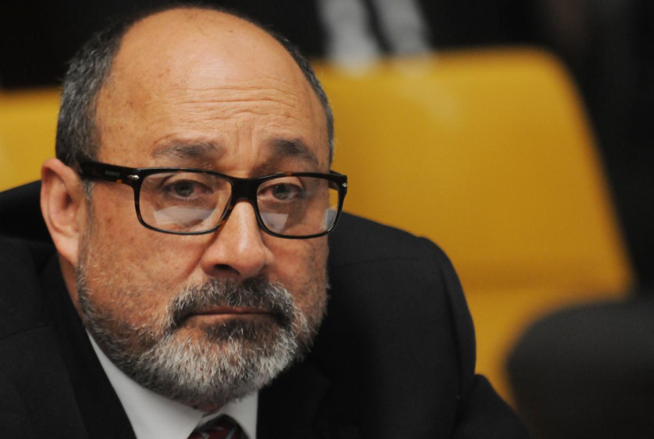 El abogado Moisés Galindo, miembro de la Fundación contra el Terrorismo.