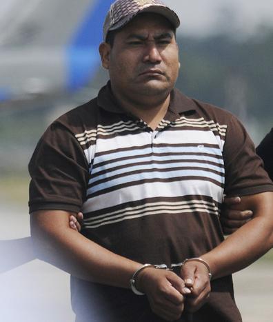 """Hugo Alvaro Gómez Vásquez alias """"Comandante Bruja"""", fue uno de los primeros exkaibiles en unirse a los Zetas, cuando ese grupo comenzó a reclutar guatemaltecos a mediados de la primera década del siglo XXI. Fue capturado en 2010."""