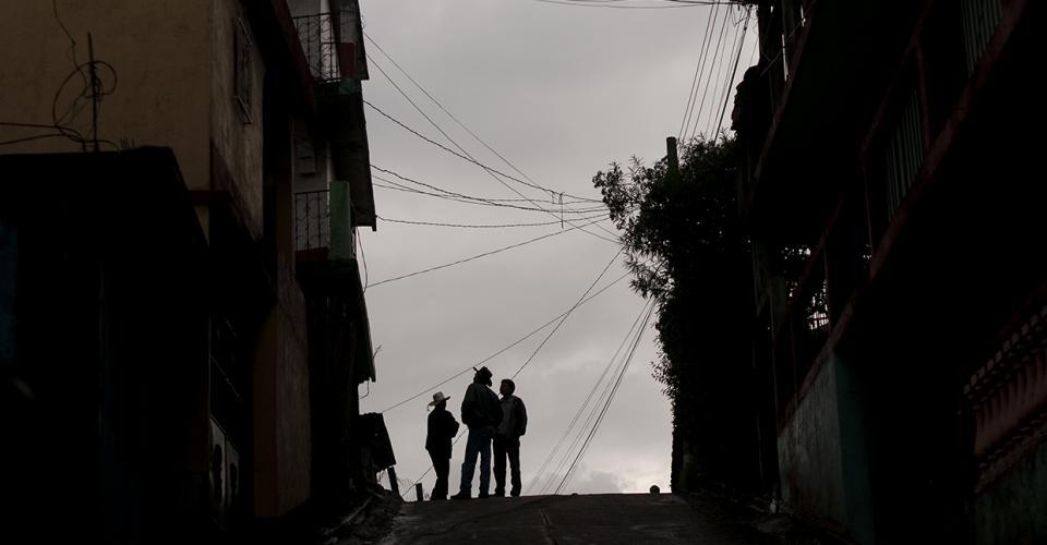 San Mateo Ixtatán es un pueblo dividido. La instalación de una hidroeléctrica en la aldea Ixquisis partió en dos a este empobrecido pueblo de Huehuetenango