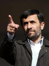 El presidente de Irán, Mahmoud Ahmadineyad