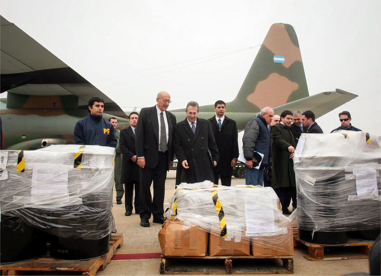Repatriación en Argentina [Interpol]