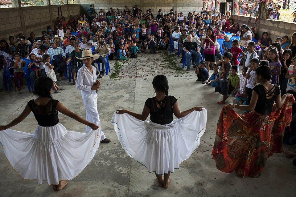 Celebraciones por el 34º aniversario de la masacre de Cuarto Pueblo