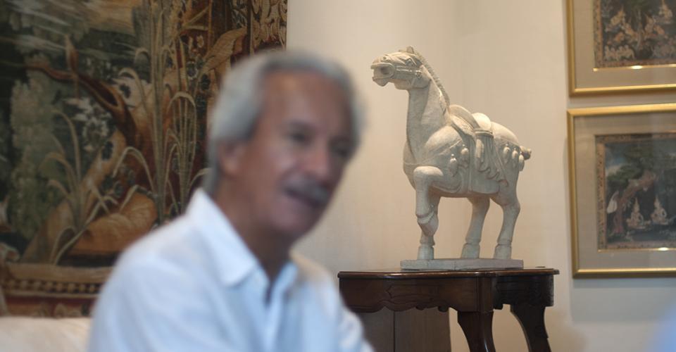 José Rubén Zamora se declara a sí mismo y a elPeriódico militantes contra la corrupción y la impunidad.