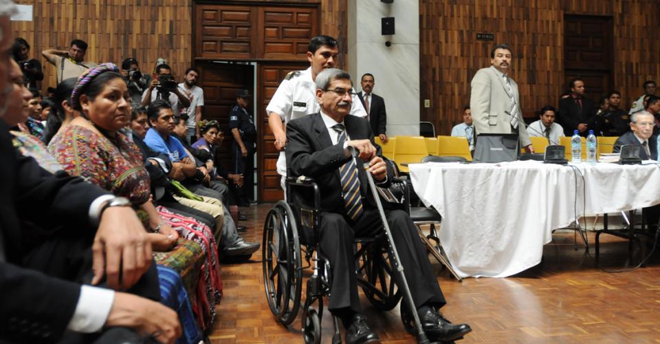 Rodríguez Sánchez también prefirió no declarar.