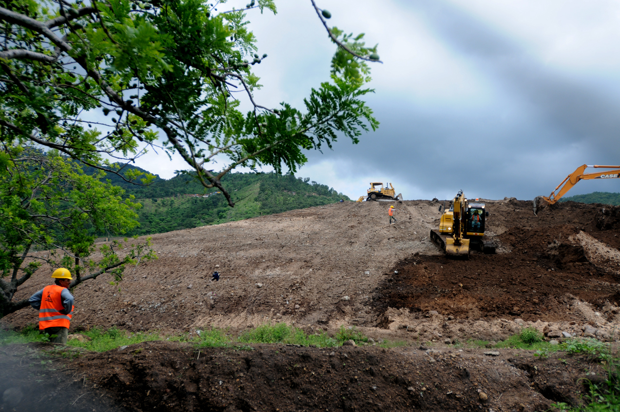 El proyecto necesitaría de 281 hectáreas aproximadamente para su funcionamiento.