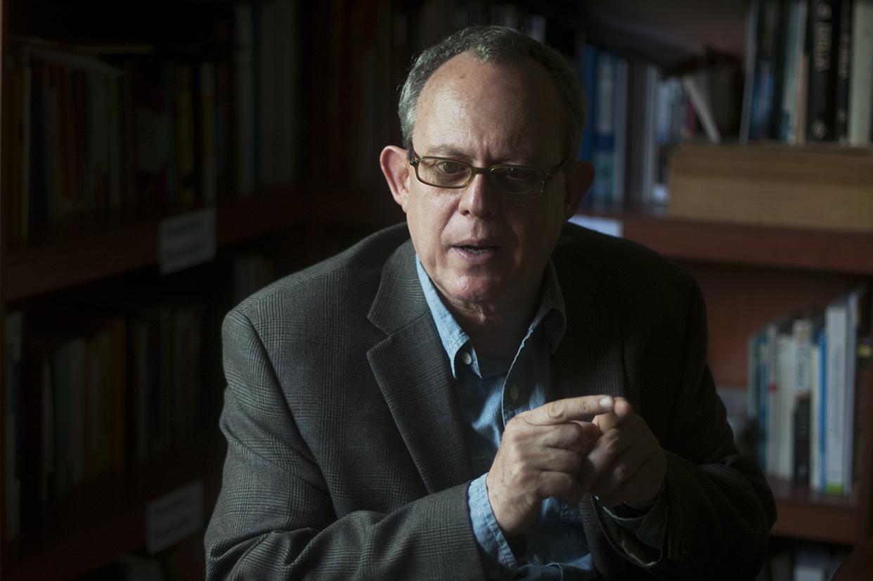 Frank La Rue, relator especial de la Organización de las Naciones Unidas para la promoción del derecho a la libertad de opinión y expresión.