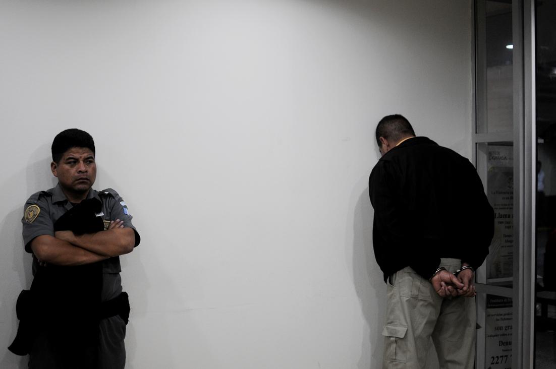 El director de la unidad de registros y traslados de centros penitenciarios acompañaba a Lima.