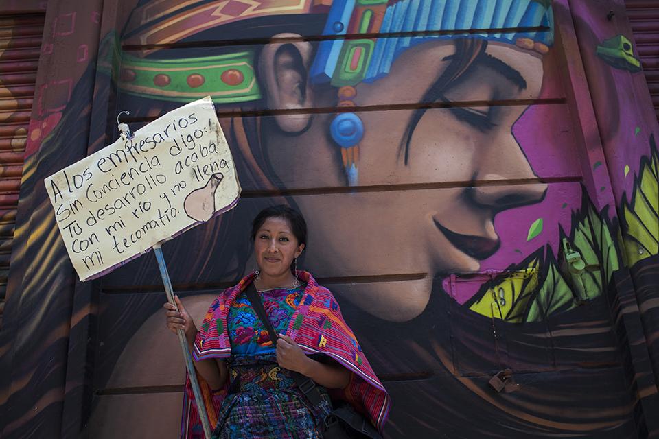 Frente al graffiti