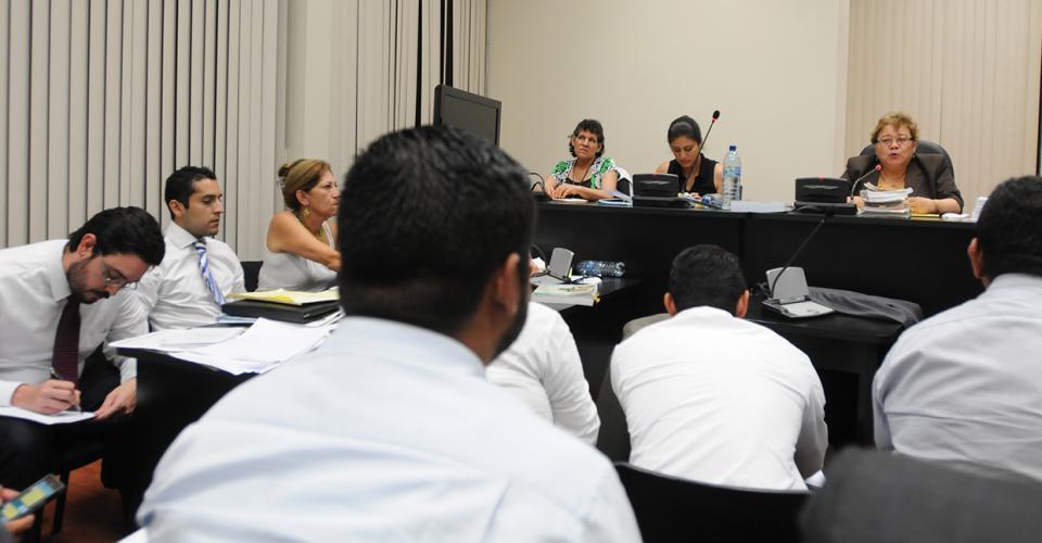 La juez Marta Sierra considera el caso fuera de jurisdicción.