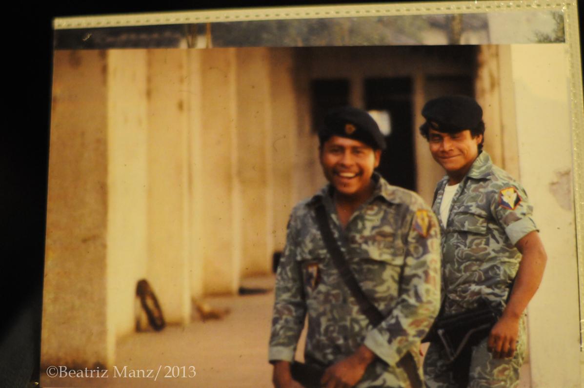 Soldados.
