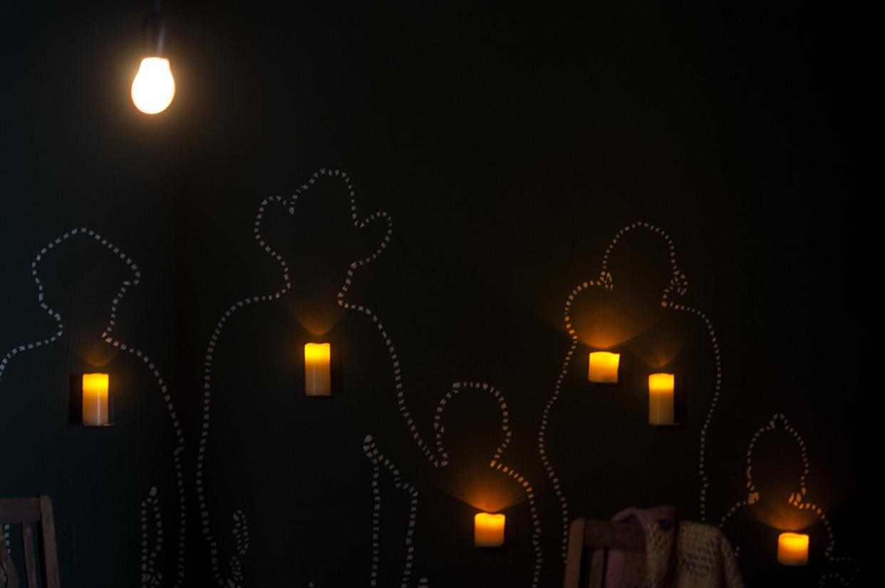 Una familia simboliza lo que les ocurrió a los guatemaltecos a partir de la contra revolución.