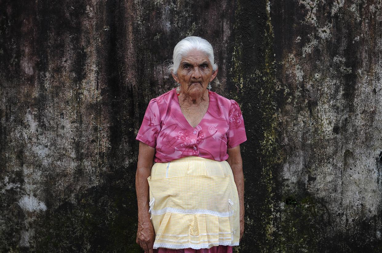 Carmen Barrios, 70 años.