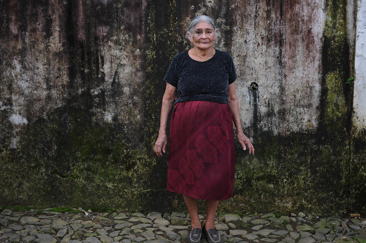 Desideria Arminia, 78 años.