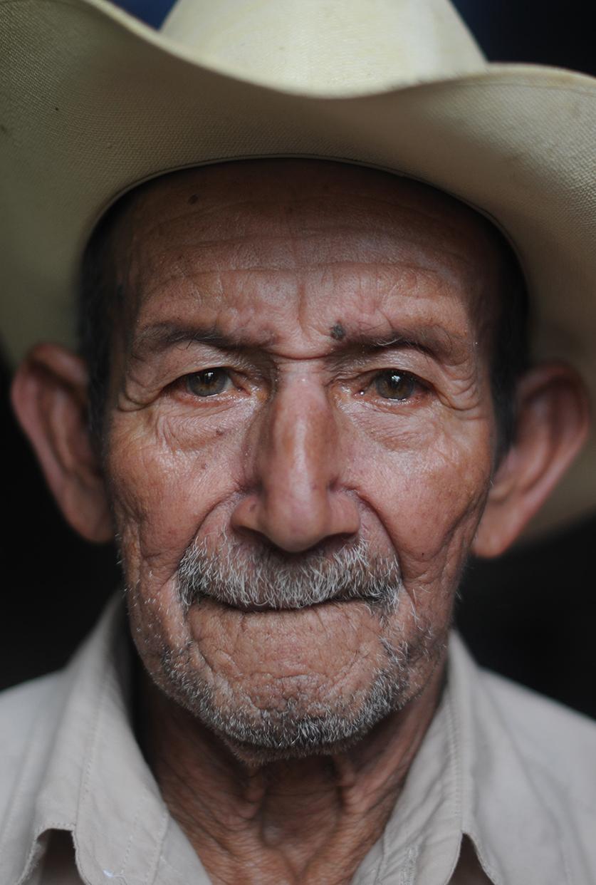 Julio Maldonado, 78 años.