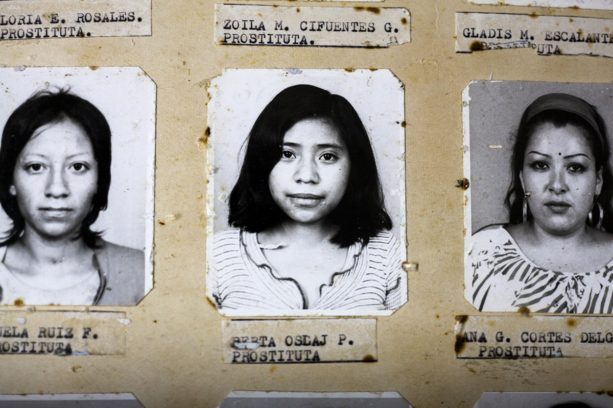 Berta Oslaj, detenida por prostitución