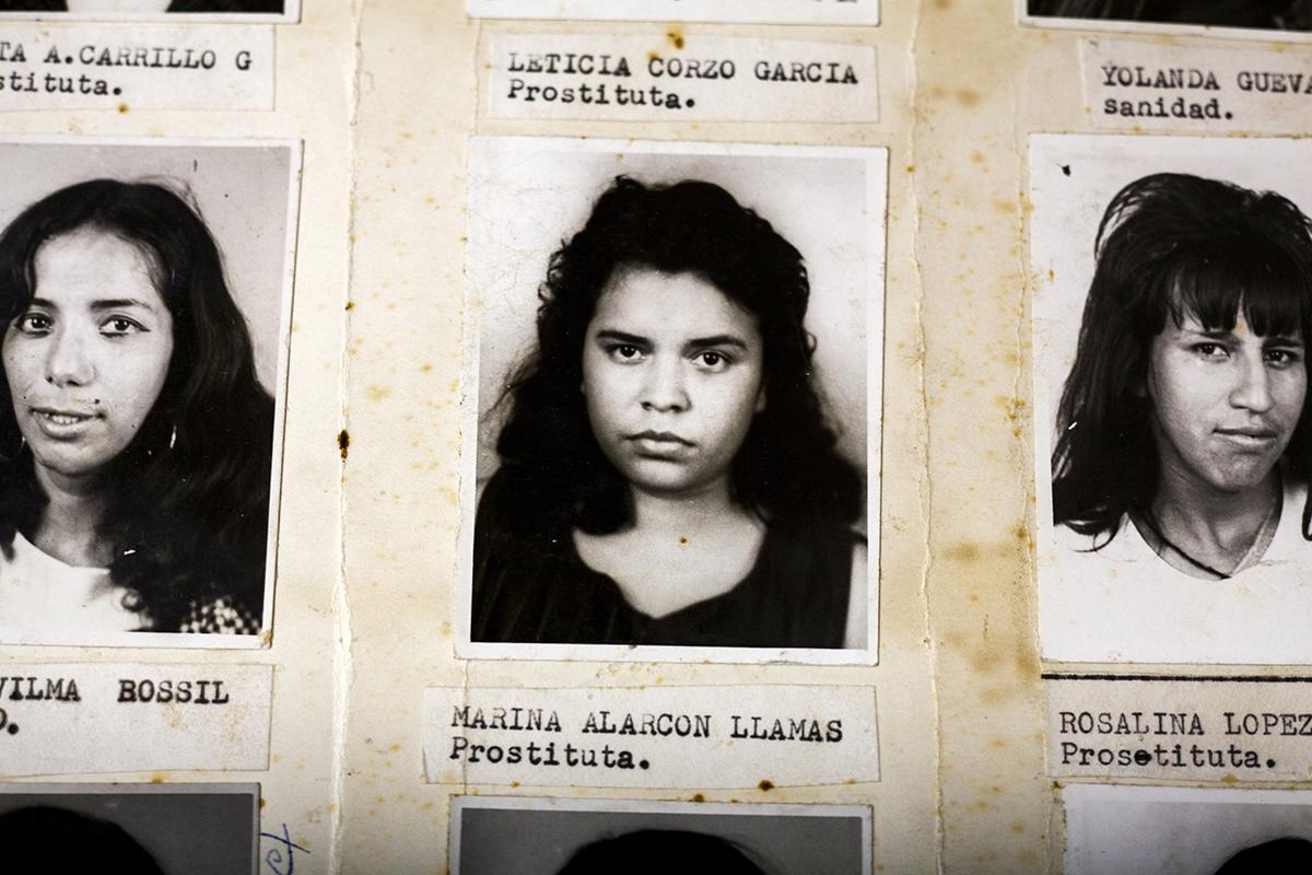 Marina Alarcón Llamas, detenida por prostitución