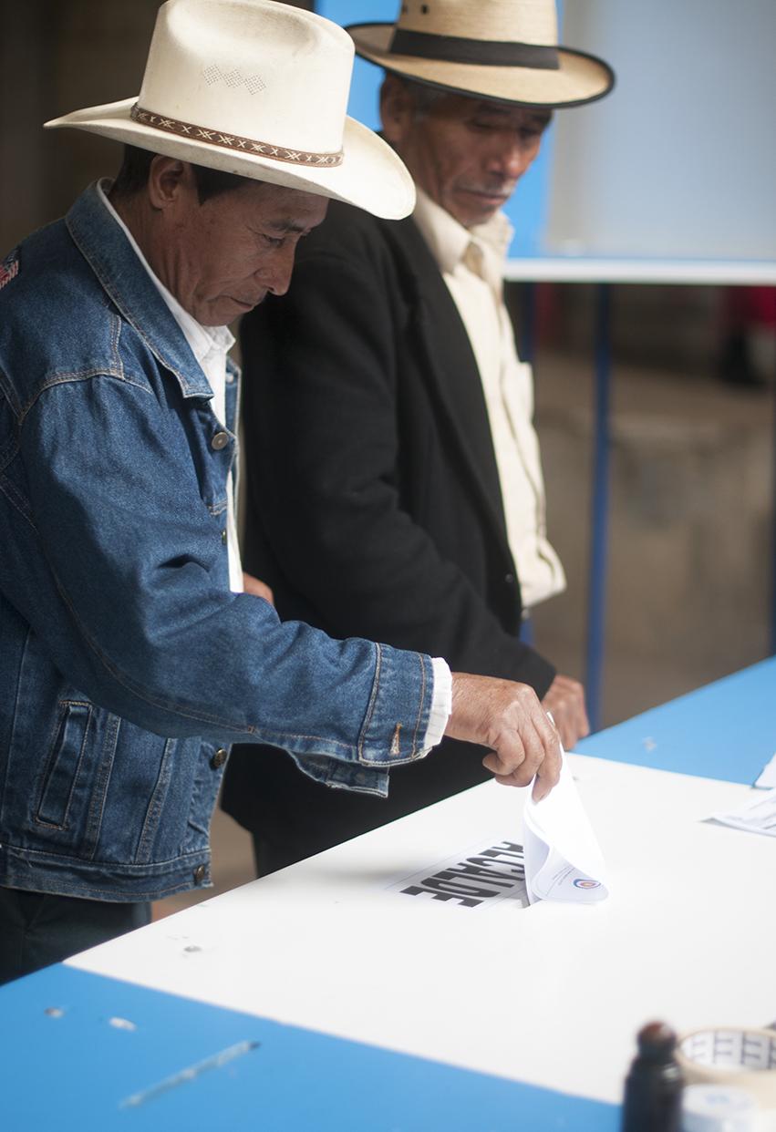 Durante dos años, los nebajenses no tuvieron seguridad sobre cuáles eran sus legítimas autoridades municipales: cada candidato reivindicaba como propia la vara edilicia.