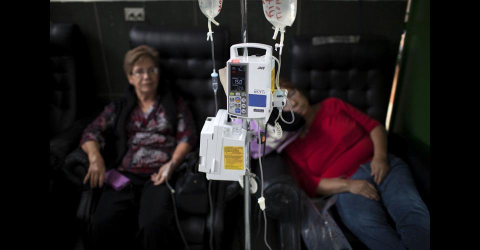 Máquinas implementadas en las terapias