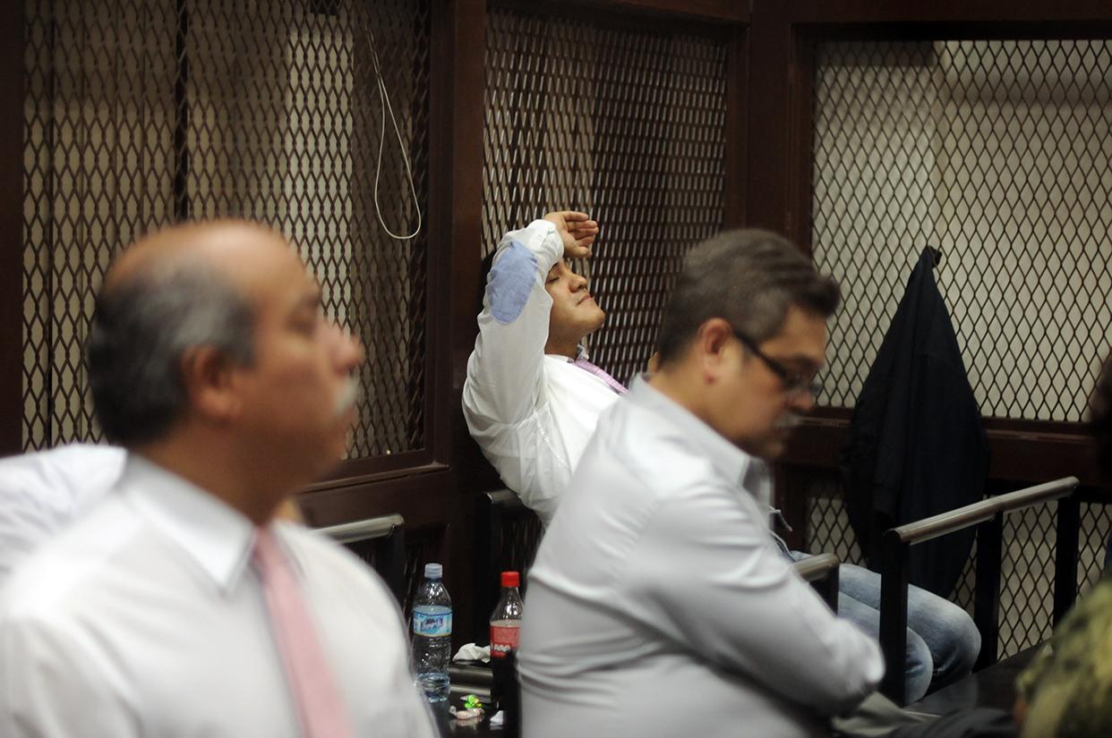 Otto Molina Stalling, hijo de la magistrada de la Corte Suprema de Justicia, Blanca Stalling, será procesado por los delitos de asociación ilícita y cobro ilegal de comisiones.