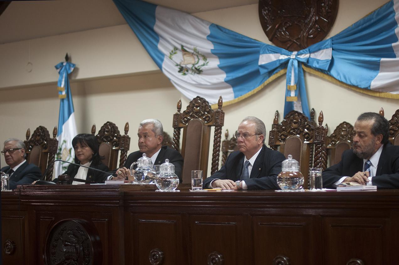 Los magistrados titulares de la CC otorgaron en definitiva el amparo solicitado por el abogado Ricardo Sagastume Morales.