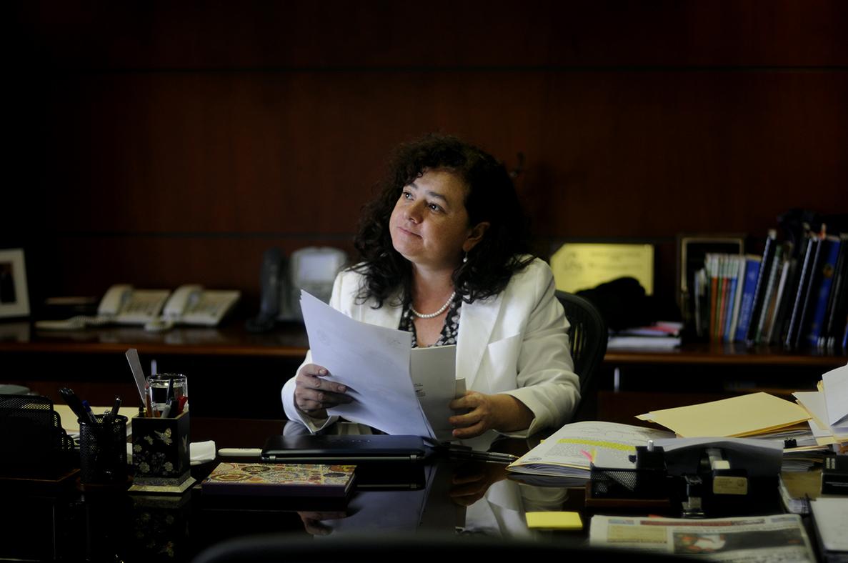 La Corte de Constitucionalidad determinó que la gestión de la Fiscal General Claudia Paz y Paz debe debe terminar en mayo y no en diciembre, cuando cumple los cuatro años.