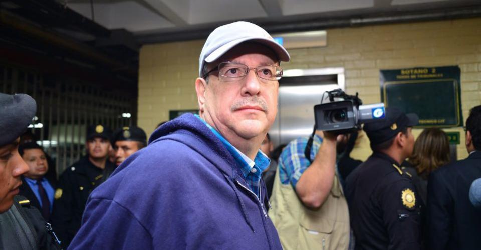 Pedro José Raúl Paiz Valdez, representante de Aceros de Guatemala, fue detenido por los delitos de asociación ilícita y cohecho activo.