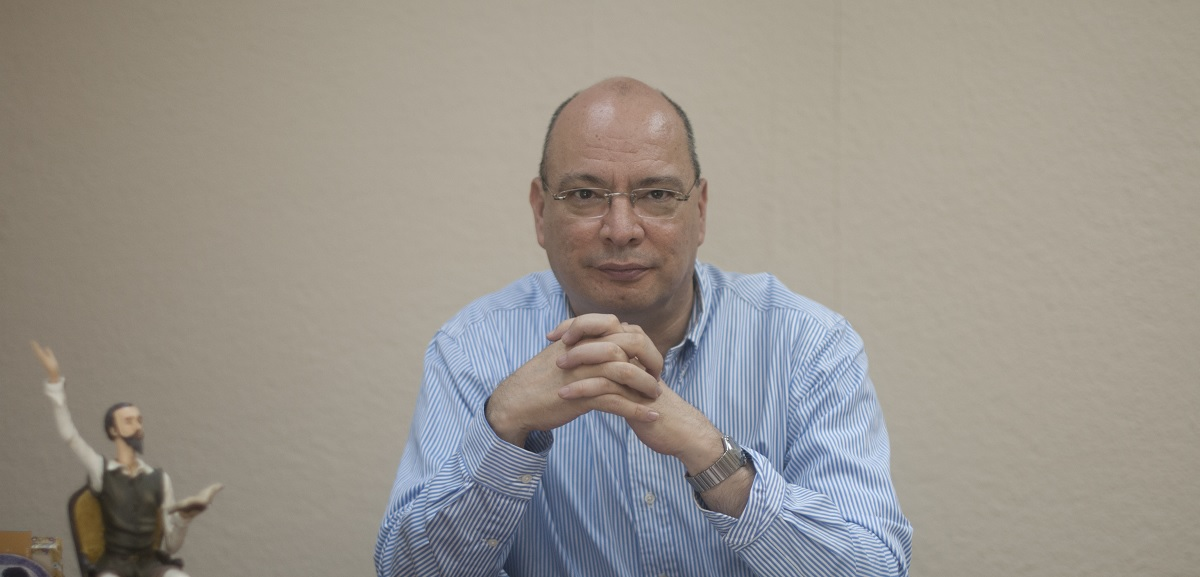 Imagen de Bernardo López