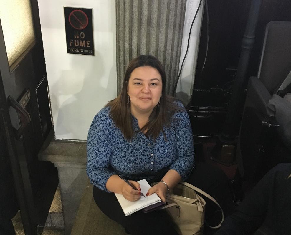 Imagen de Luisa Fernanda Rodríguez Quiroa