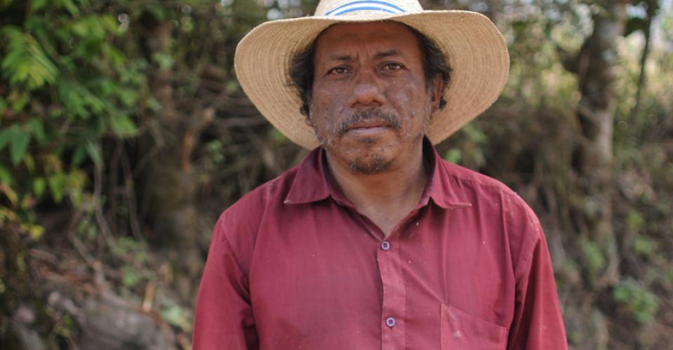 Florencio Hernández vivió el encierro de cinco meses.